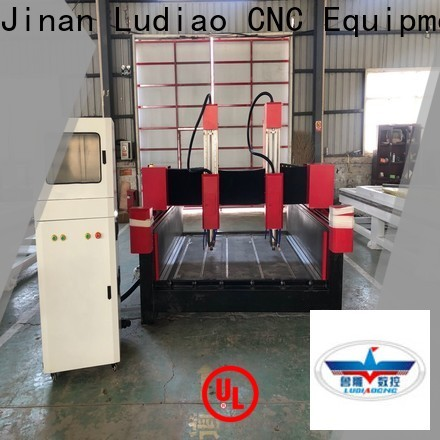 Ludiao Latest gemstone carving machine for business for stone engraving