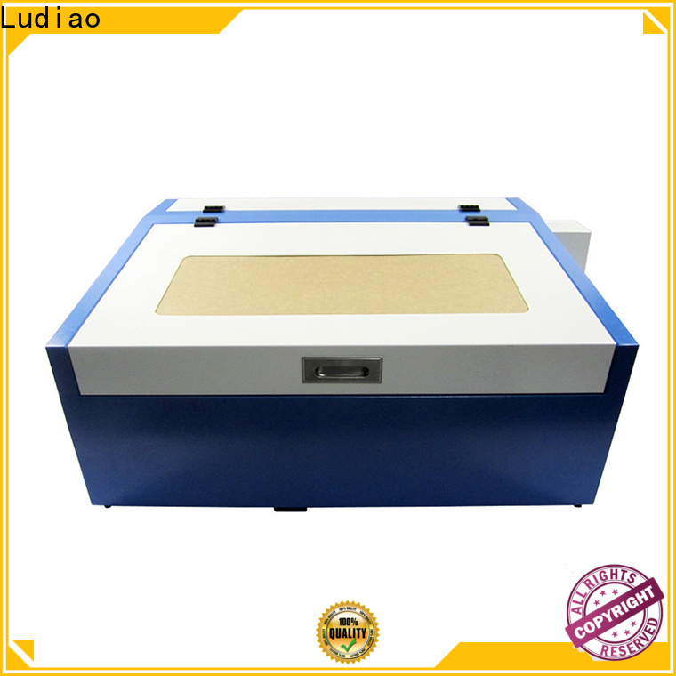 Ludiao laser engraving machine manufacturers for business for cutting flat-sheet materials