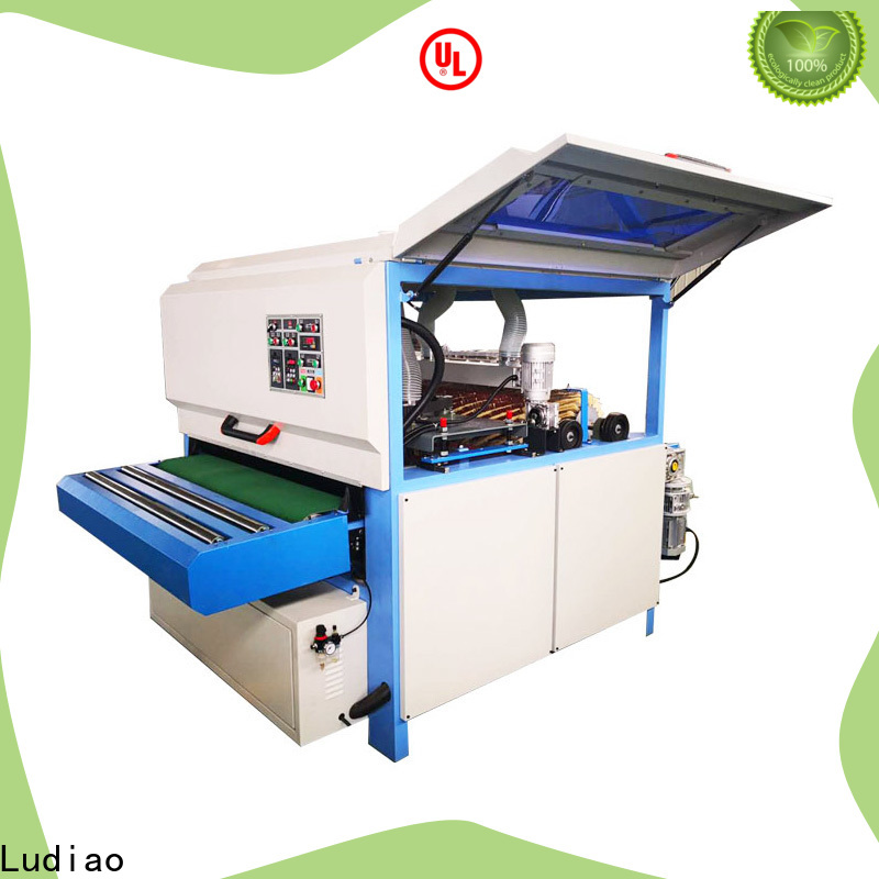 Ludiao wood buffing machine supply for wood worker
