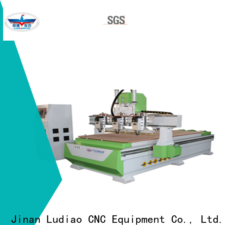 Ludiao Custom mdf cnc cutting supply for woodworking
