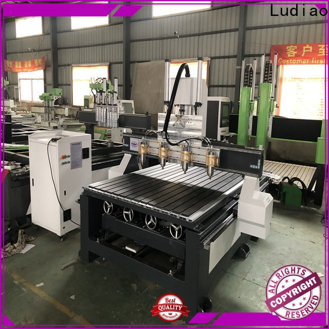 Top small cnc router for business for wood cutting
