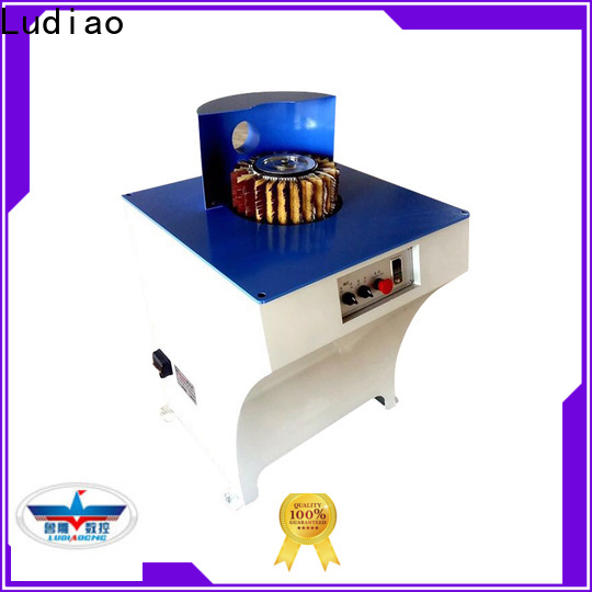 Ludiao Top wood surface finishing machine factory for wood working