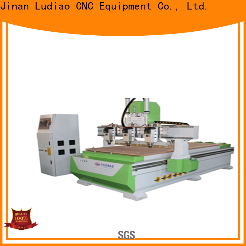Ludiao cnc laser cutting machine manufacturers for wood carving