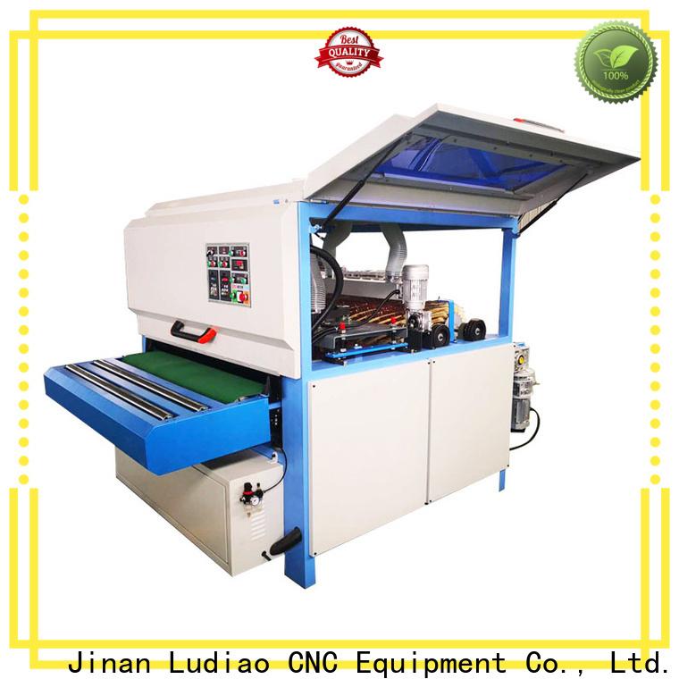 Ludiao wood furniture polishing machine company for wood worker