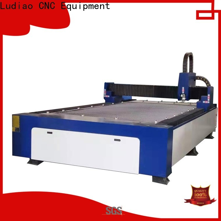 Ludiao Top portable laser metal cutting machine suppliers for cutting metal materials
