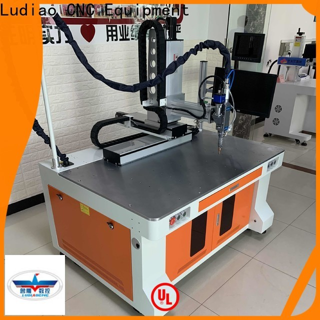 Best industrial laser welding machines manufacturers for welding flat-sheet materials
