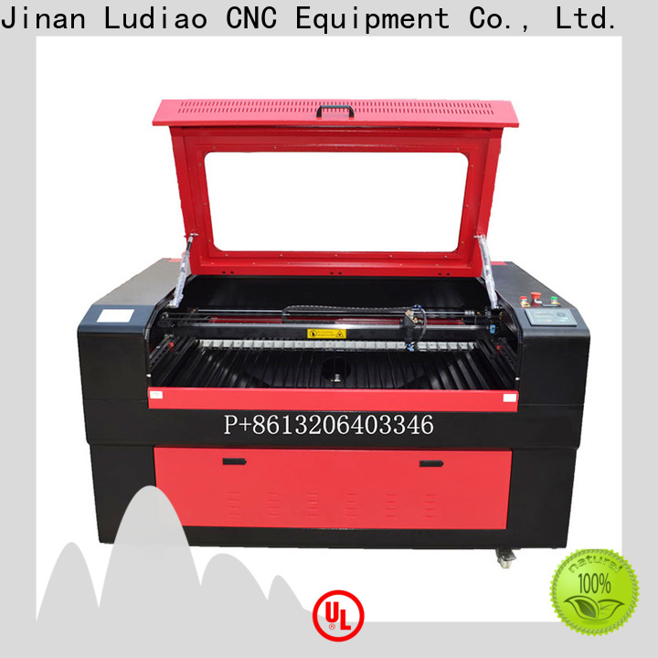 Ludiao Custom cnc laser cutter for sale supply for cutting flat-sheet materials