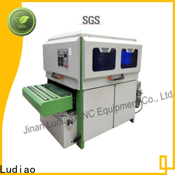 Ludiao wood surface finishing machine company for wood worker