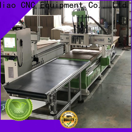 Ludiao Wholesale cnc router base supply for woodworking industry