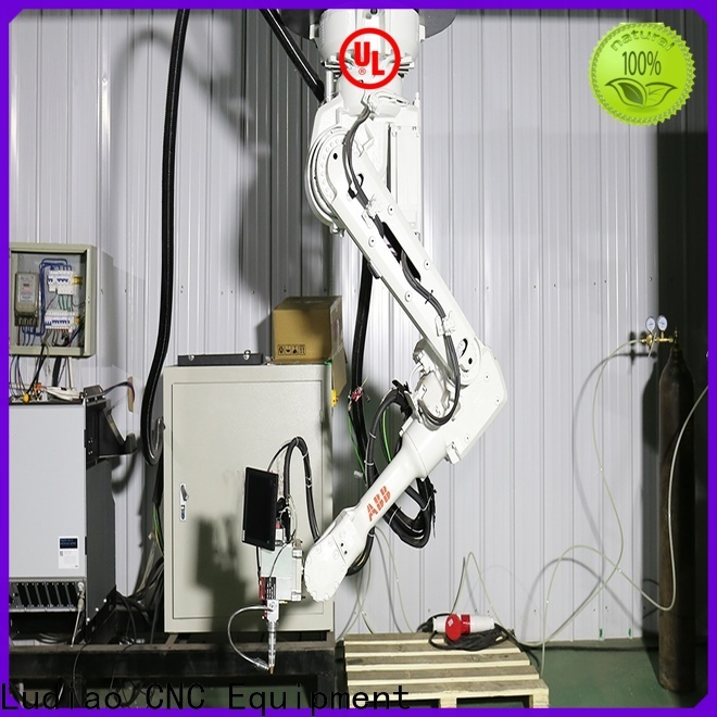 Ludiao 3d fiber laser marking machine suppliers for welding metal materials