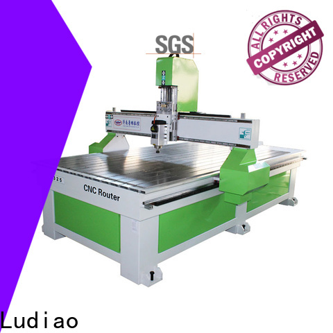 Ludiao Custom 3d wood carving machine price supply for woodworking