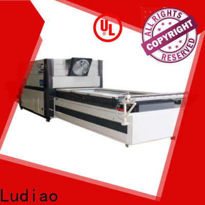 Ludiao Best 3d vacuum sublimation machine reviews factory for wood working