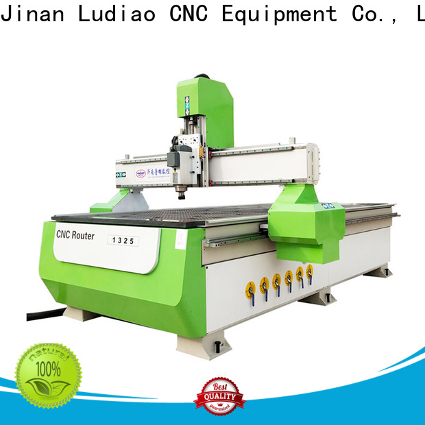 Ludiao Wholesale wood carving design machine company for wood working