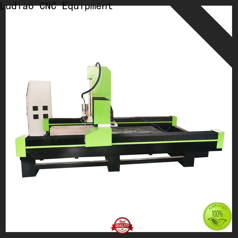 Ludiao 3d stone carving machine company for stone carving