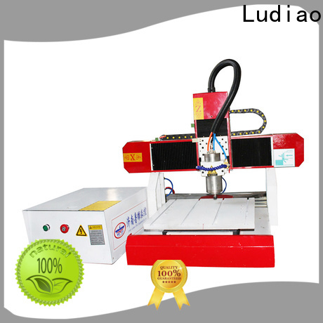 Ludiao home cnc router suppliers for woodworking