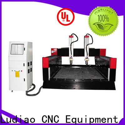 Ludiao marble carving machine suppliers for stone carving