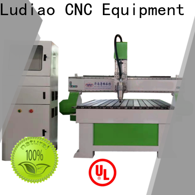 Ludiao Custom cnc router table 4x8 suppliers for wood working