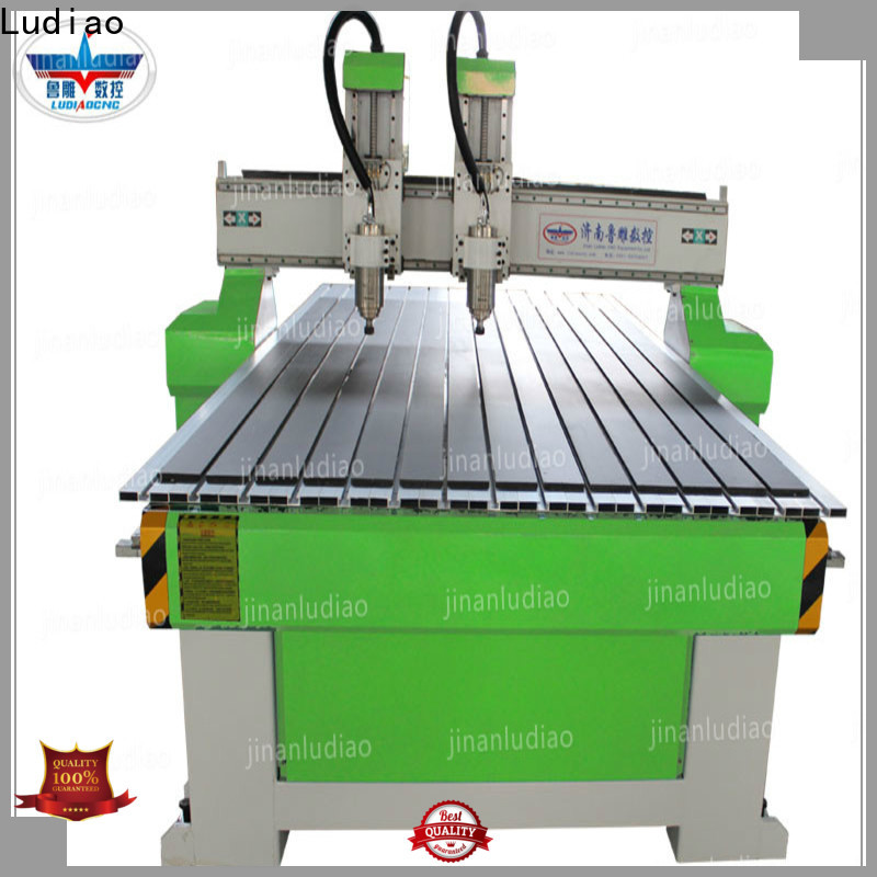 Ludiao best cnc wood router suppliers for wood worker