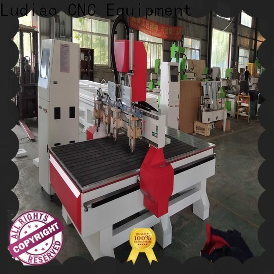 Latest best small cnc router factory for woodworking