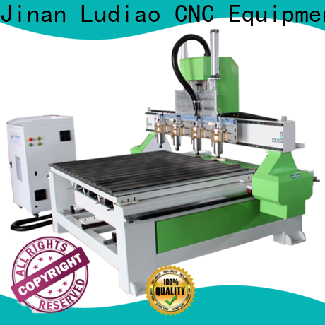 Ludiao Wholesale 3d wood carving machine price manufacturers for wood carving
