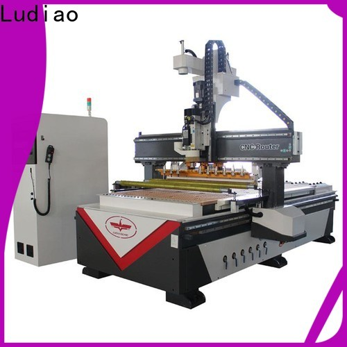 Ludiao american made cnc routers for business for woodworking