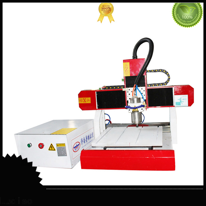 New automatic wood engraving machine for business for Advertising industry