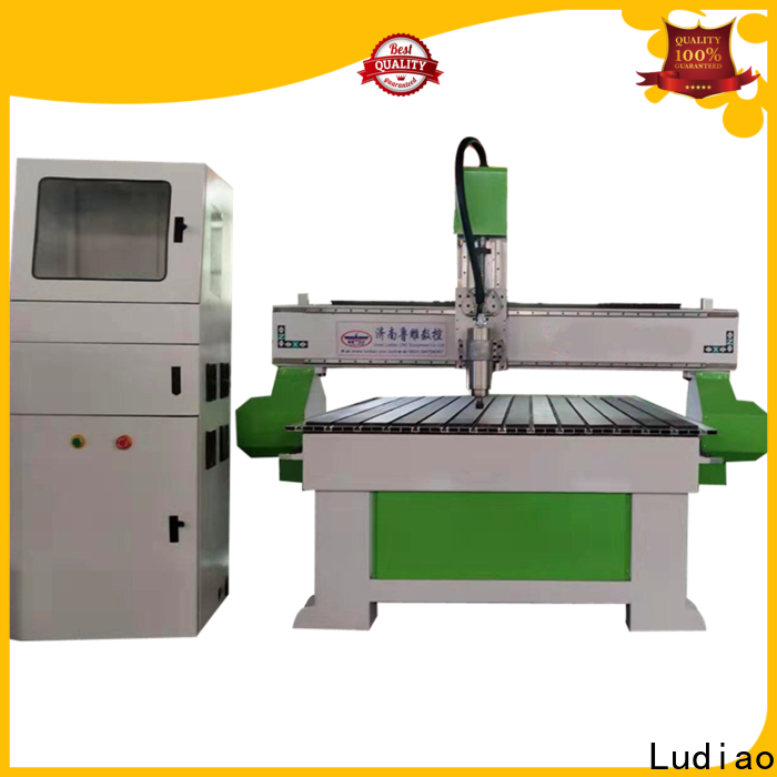 Ludiao Best affordable wood cnc machine supply for wood working