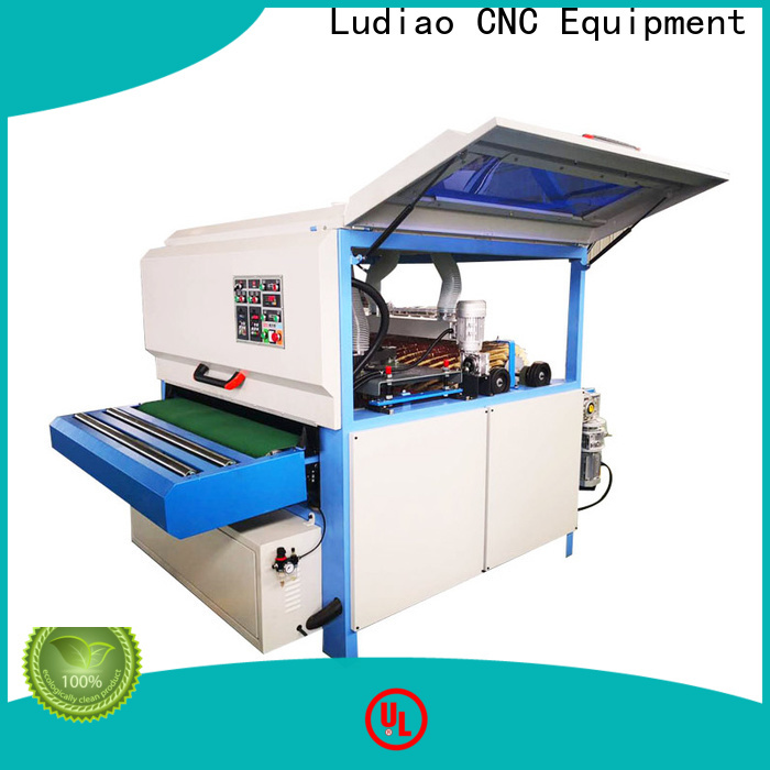 Ludiao High-quality wood polish spray machine factory for wood worker