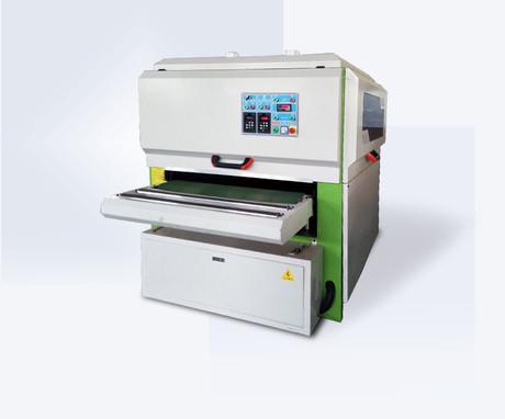 Woodworking polishing machine