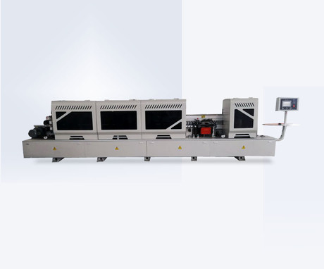 Automatic multifunction edge banding machine