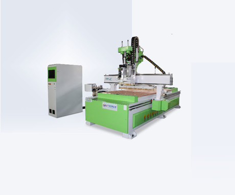Disc tool magazine ATC cnc router machine with boring head
