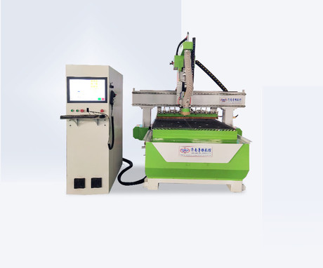 1325 atc cnc router for Wood cabinet door making Linear type