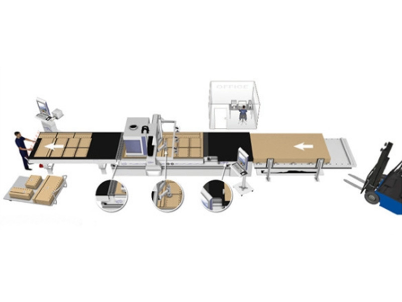 Ludiao Wholesale cnc flatbed router factory for wood working
