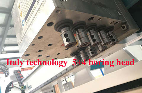 Ludiao Wholesale cnc flatbed router factory for wood working-6