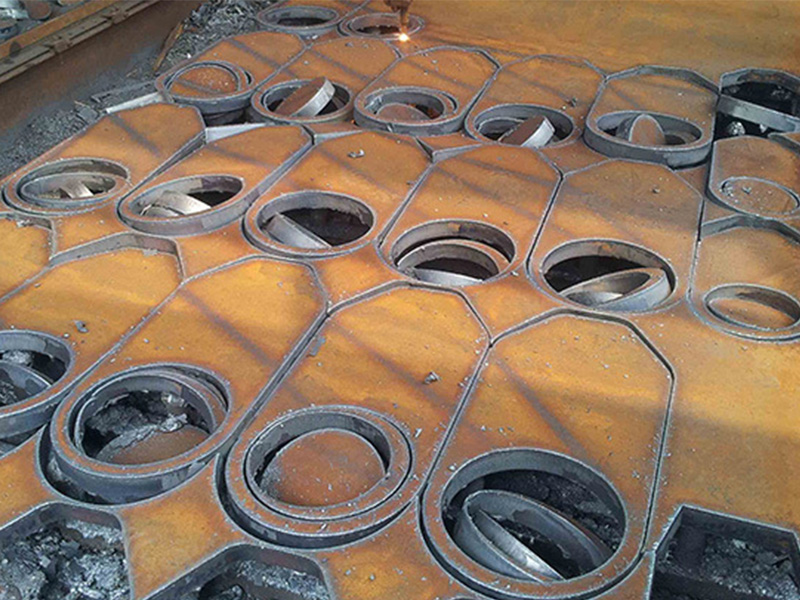Ludiao Custom cnc plasma cutting service for business for steel, thick sheet metal cutting-24