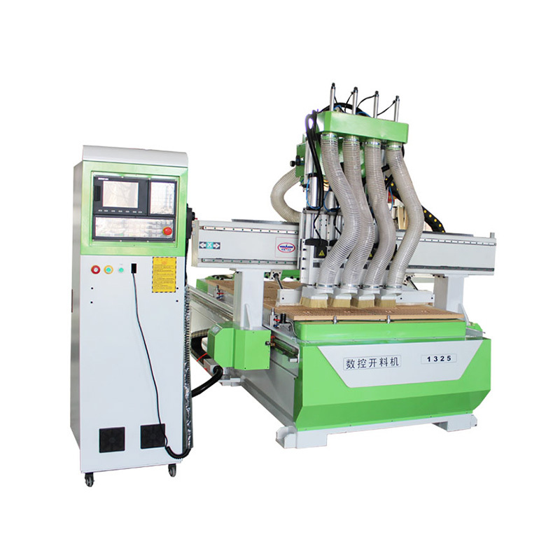 LD-1325 Four-Process Woodworking CNC Cutting Router Machine