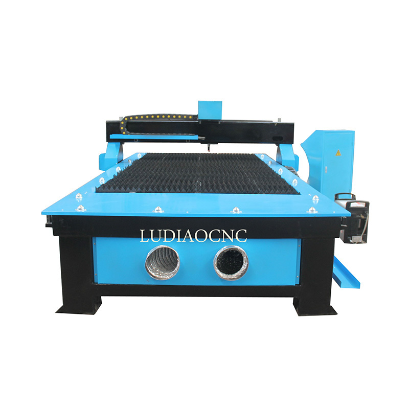 plasma cnc machine Carbon steel metal cutting 1325 1530