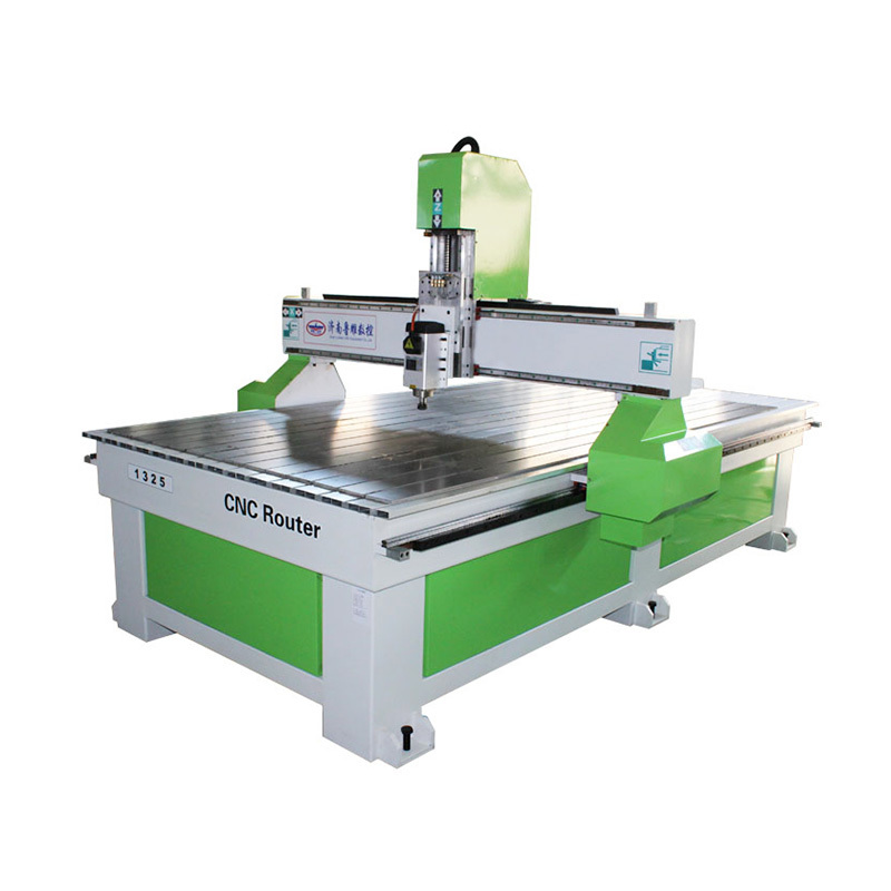 LD-1325  Single head CNC Router Machine with T-slot  table