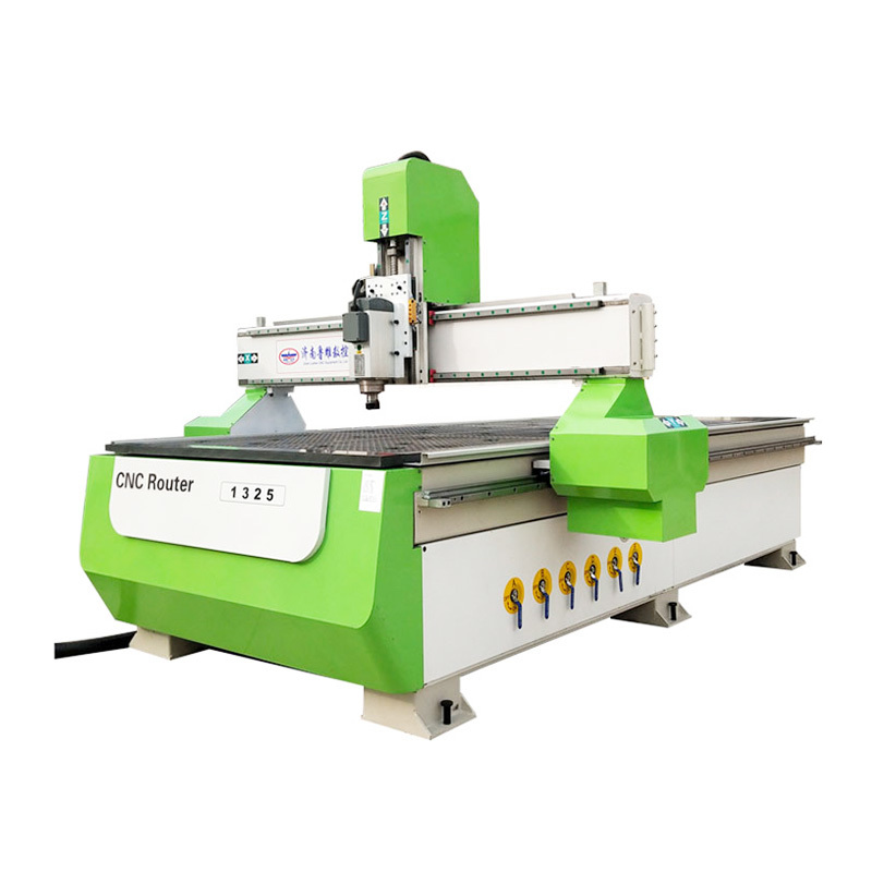 LD-1325 Single Spindle CNC Router Machine with Vacuum  Adsorption Table