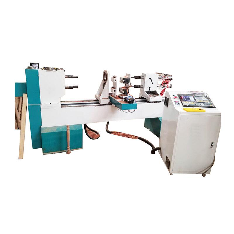 LD-3015 Doule Axis CNC Wood Lathe Machine
