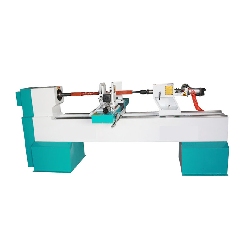LD Single Axis CNC Wood Lathe Machine