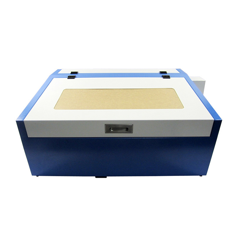 Co2 Laser Cutter 5030 Small CNC Laser Cutting For Woodworking