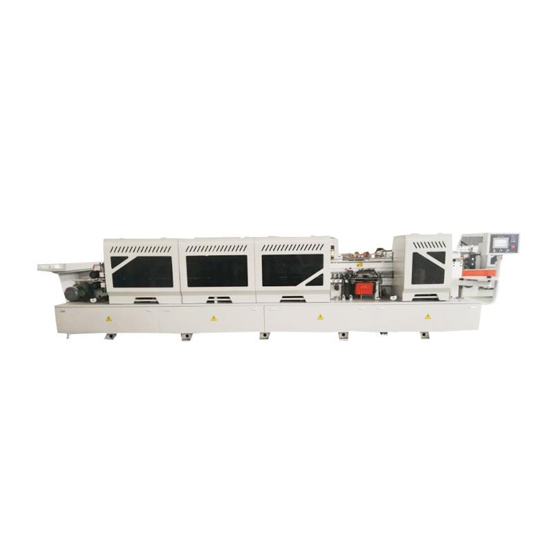 TM-2480-E Automatic Premilling&Round Corner Edge Banding Machine