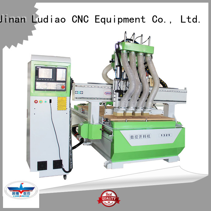 Ludiao industrial cnc reviews supply for wood working