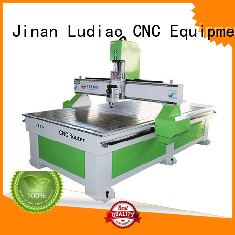 Ludiao cnc router machine factory for wood worker
