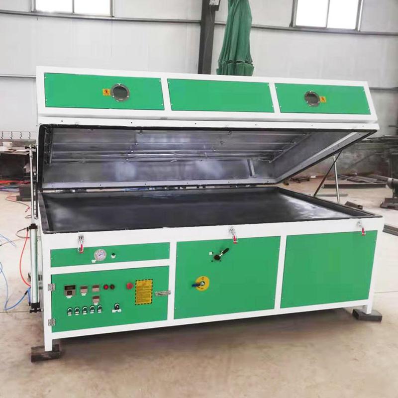 Custom vacuum press membrane material supply for wood working-2