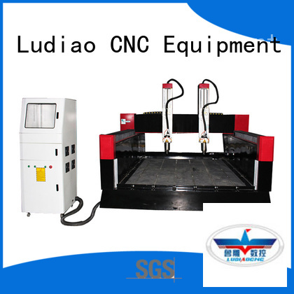 Ludiao engraved plates for business for stone engraving