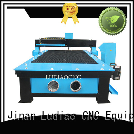 Ludiao cnc router plasma cutter combo manufacturers for fabrication and welding centers