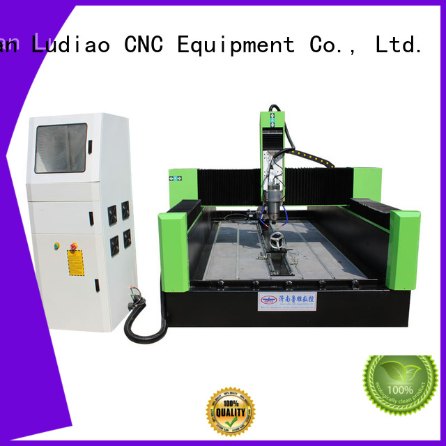 Ludiao slate engraving machine for sale manufacturers for marble carving