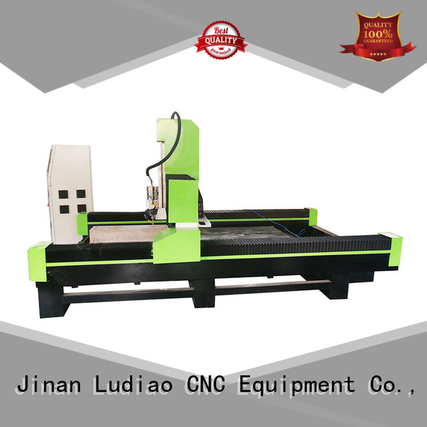 Ludiao Latest stone engraving factory for marble carving